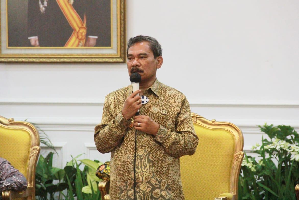 Pj. Gubernur Bengkulu Robert Simbolon Pastikan Vaksinasi Tahap II Lancar