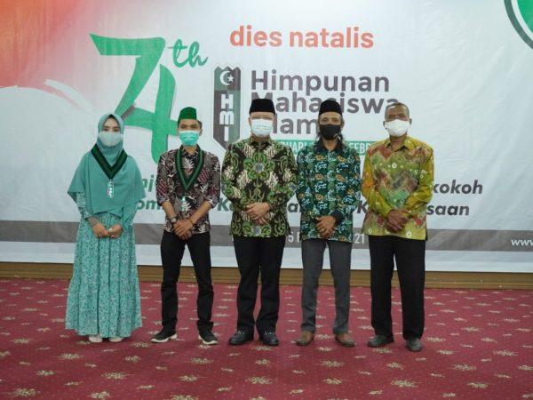 Gubernur Rohidin: HMI Adalah Wadah Berkumpul Insan Intelektual